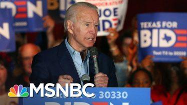 Biden's 'Pivot Moment' In South Carolina Alters Primary Race   Rachel Maddow   MSNBC 6