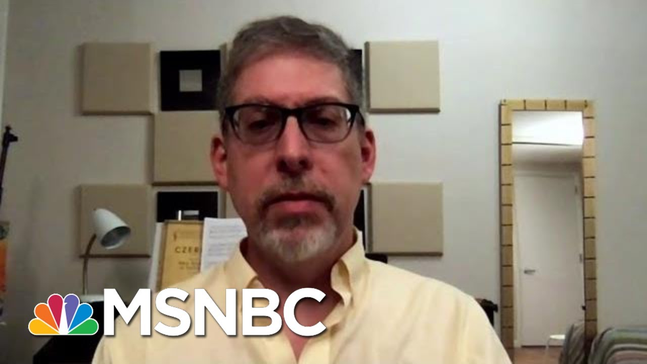 5 To 10 Undetected Cases For Every Confirmed Case, Says Study | Morning Joe | MSNBC 7