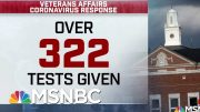 VA's Mission To See Civilian Patients Vanishes From Site: WaPo | Morning Joe | MSNBC 2