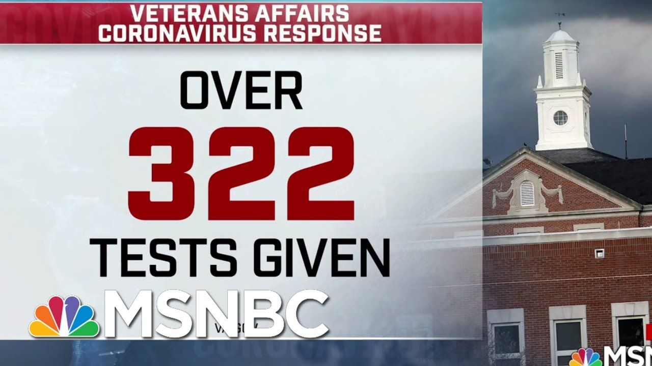 VA's Mission To See Civilian Patients Vanishes From Site: WaPo | Morning Joe | MSNBC 5