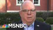 Gov. Hogan: I Want To Focus On What We Can Get Done Today | Morning Joe | MSNBC 4