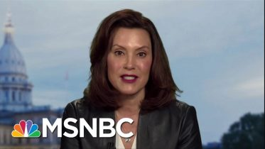 Michigan Governor Says Her State Needs More Testing Kits | Morning Joe | MSNBC 6