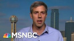 Beto O'Rourke: I Think Joe Biden Can Beat Trump | Morning Joe | MSNBC 4