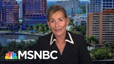 Judge Judy: Sanders Campaign 'A Joke' And 'Fiscally Impossible'   Velshi & Ruhle   MSNBC 6