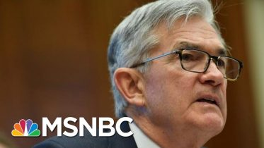 Fed Cuts Rates By Half A Point Amid Coronavirus Concerns | Hallie Jackson | MSNBC 10