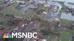 Nashville Tornado Death Toll Rises To 22 | MSNBC 9
