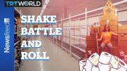 Shake battle and roll 3