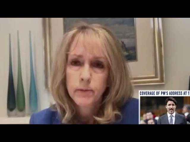 Minister of Long-Term Care on COVID-19 outbreak in Ontario nursing home 1