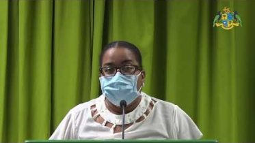 Ministry of Health, Wellness & New Health Investment Covid-19 Update - 15th April, 2020 10