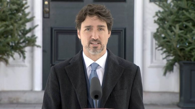 Trudeau announces deal for 30,000 made-in-Canada ventilators 1