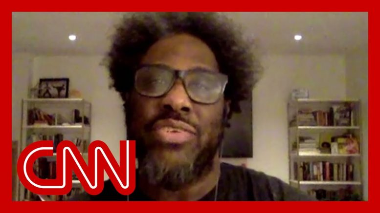 W. Kamau Bell: People can't trust the federal government on Covid-19 1