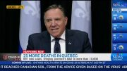 Legault warns Quebecers to get used to physical distancing 1