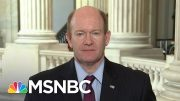 Sen. Coons: 'My Hope' That Coronavirus Relief Bill Will Pass Through Senate Today | Katy Tur | MSNBC 3