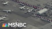 Millions Of Jobs Could Be Lost In The Travel Industry | Stephanie Ruhle | MSNBC 2