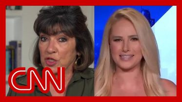 'Yikes!' Amanpour reacts to Fox News montage about virus 6