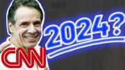 President Andrew Cuomo? Maybe 2