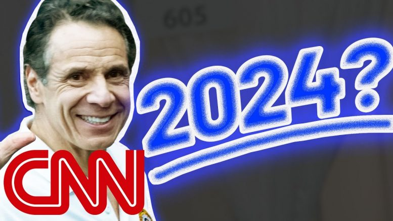 President Andrew Cuomo? Maybe 1