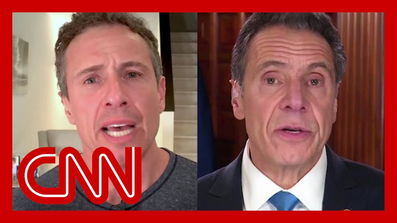 Chris Cuomo shares picture that embarrasses brother 7