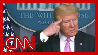 Trump asked what metrics he's using. See his response. 6