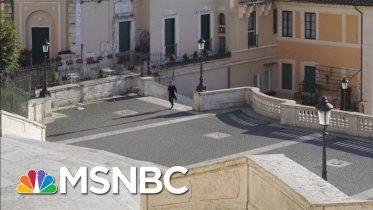 Coronavirus Death Toll In Italy Officially Surpasses China | MSNBC 6