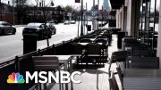 Small Businesses Feeling Brunt Of Coronavirus Crisis | Katy Tur | MSNBC 4