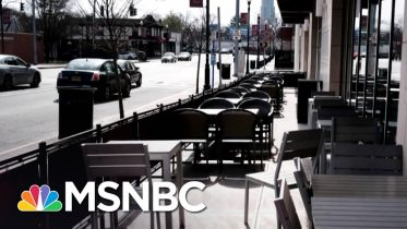 Small Businesses Feeling Brunt Of Coronavirus Crisis   Katy Tur   MSNBC 6