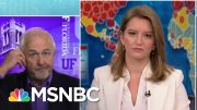 Former FEMA Administrator Cuts Off Coronavirus Debate On Live TV | Katy Tur | MSNBC 3