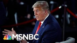States, Health Care Workers, Private Sector All Cry Out For Leadership From Trump | Deadline | MSNBC 6