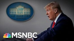 U.S. Coronavirus Cases Top 13,000 As Trump Tells States To Do More | The 11th Hour | MSNBC 6