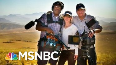 Andrea Mitchell Chokes Up Remembering NBC Colleague Who Died From COVID-19 | Andrea Mitchell | MSNBC 6