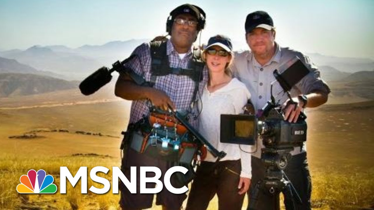 Andrea Mitchell Chokes Up Remembering NBC Colleague Who Died From COVID-19 | Andrea Mitchell | MSNBC 1