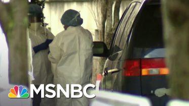 Fmr. Obama Ebola Czar: Americans Shouldn't Listen To Trump About Coronavirus | The Last Word | MSNBC 6