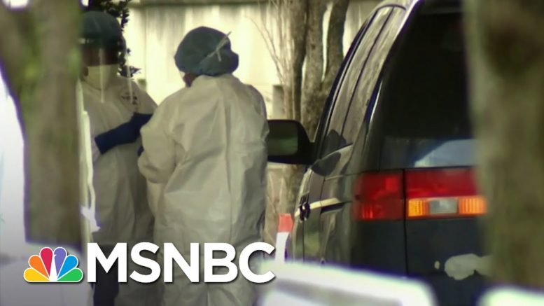 Fmr. Obama Ebola Czar: Americans Shouldn't Listen To Trump About Coronavirus | The Last Word | MSNBC 1