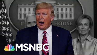 WAPO: Intel Reports Warned Trump Admin. Of Likely Pandemic | The 11th Hour | MSNBC 6