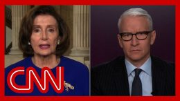 Pelosi responds to claim that impeachment distracted Trump from virus 5