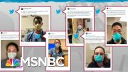 Health Care Workers On Their Own Against Coronavirus As Supplies Dwindle | Rachel Maddow | MSNBC 5