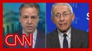 Tapper asks Fauci: Do you think lives could have been saved? 4