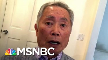 George Takei: Trump's Usage Of 'The Chinese virus' Is A 'Signal To The Haters' | MSNBC 6
