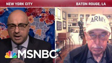 Lt. Gen. Honoré: 'If We Don't Discipline We'll Have A Mess On Our Hands.' | MSNBC 6
