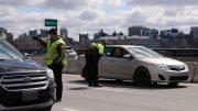 Quebec sets up police checkpoints at borders amid pandemic 5