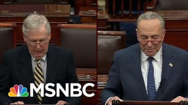 Coronavirus Stimulus Bill Fails In Senate, Sen. Paul Tests Positive | Morning Joe | MSNBC 6