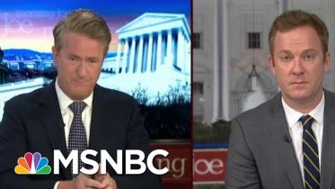 Joe Calls For A Government Site To List Mask, Glove Production | Morning Joe | MSNBC 6