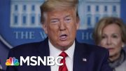'Shut Down This Country For Two Weeks' | Morning Joe | MSNBC 3