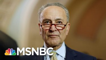 Chuck Schumer Opposes Corporate Bailouts In Stimulus Bill: 'We Need To Protect The Workers' | MSNBC 6