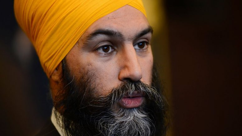 """""""It has to be quicker"""": Jagmeet Singh on six-week wait for wage subsidies 1"""