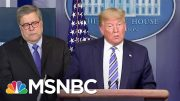 Trump Fact-Checked By Top Doctor: Virus Cases Rising For Weeks To Come | MSNBC 4