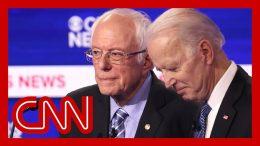 Watch Bernie Sanders endorse Joe Biden 8