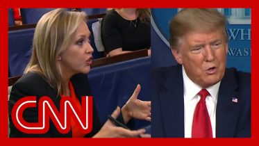 Reporter grills Trump: What did you do for entire month? 6