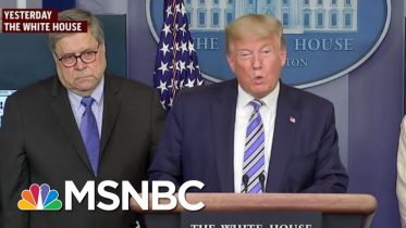 Trump Eager To End Social Distancing As Virus Spreads Faster | Morning Joe | MSNBC 10