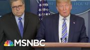 Trump Appears To Weigh Saving Economy Against Saving Lives From COVID-19 - Day That Was | MSNBC 4